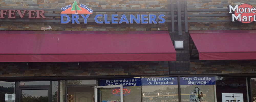 Sunwood Dry Cleaners